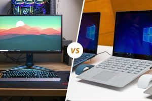 کامپیوتر یا لپتاپ