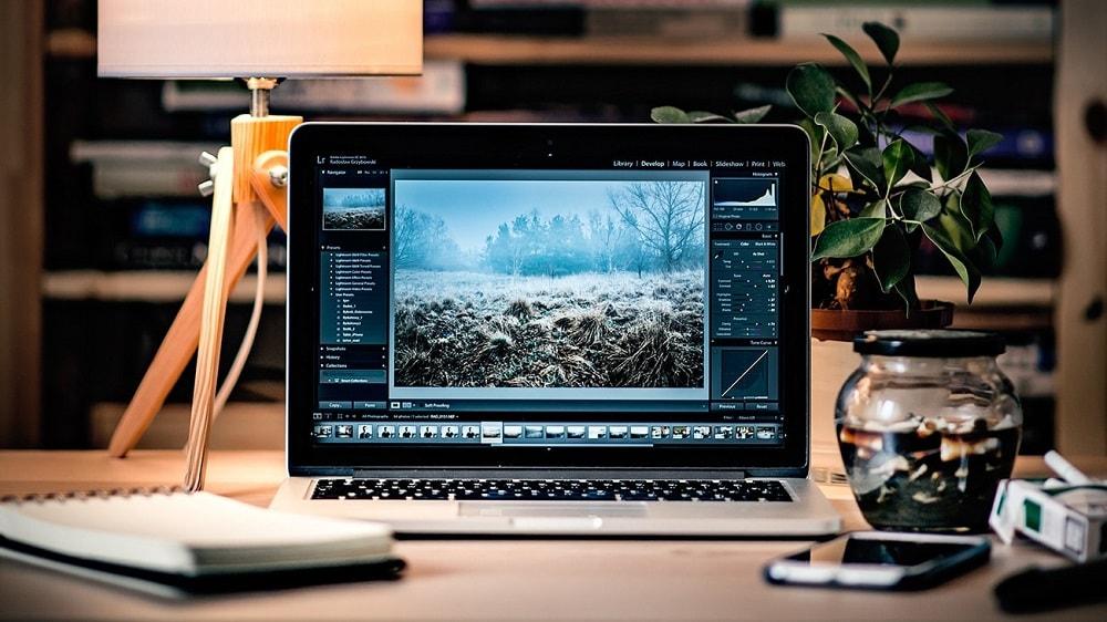 لپ تاپ برای کارهای گرافیکی